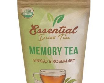 Organic Memory Loose Tea Blend