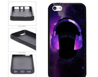 Music Fox Fur Nebula Galaxy Phone Case - iPhone 4 4s 5 5s 5c 6 6 Plus iPod Touch