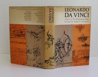 Leonardo Da Vinci : Aspects of the Renaissance Genius by Morris Philipson(editor) - George Braziller 1966