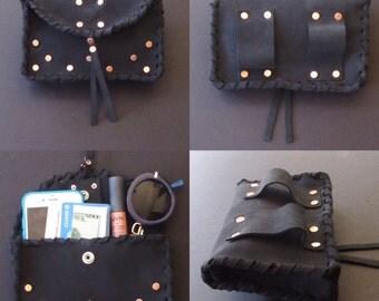 Leather fanny pack. Fanny pack. Leather hip bag. Hip bag. Suede bag. Hip bag. Motorcycle bag. Biker babe. Biker bag. Suede fanny pack. Boho