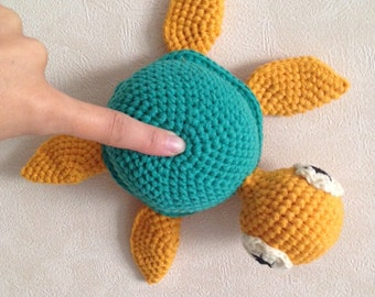 PDF Pattern of turtle