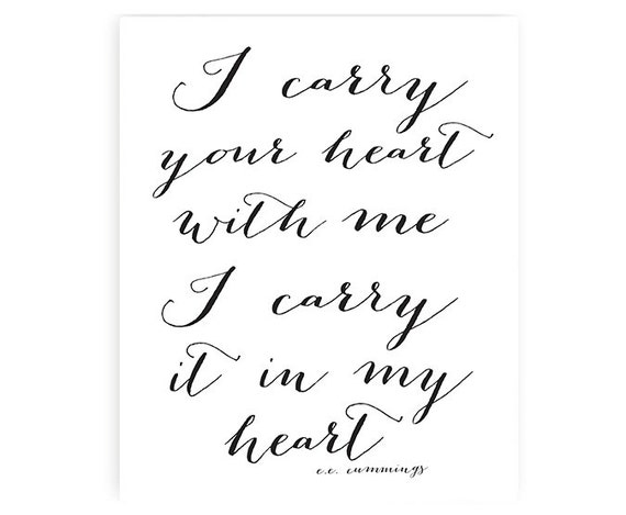 i carry your heart with me pdf