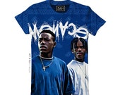 Menace T-Shirt - All Over Print - Dye Sublimation - Unisex - XS, S, M, L, XL | Made to Order |