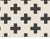 IN STOCK!  NORDIC Cross in Carbon, Camelot Fabrics
