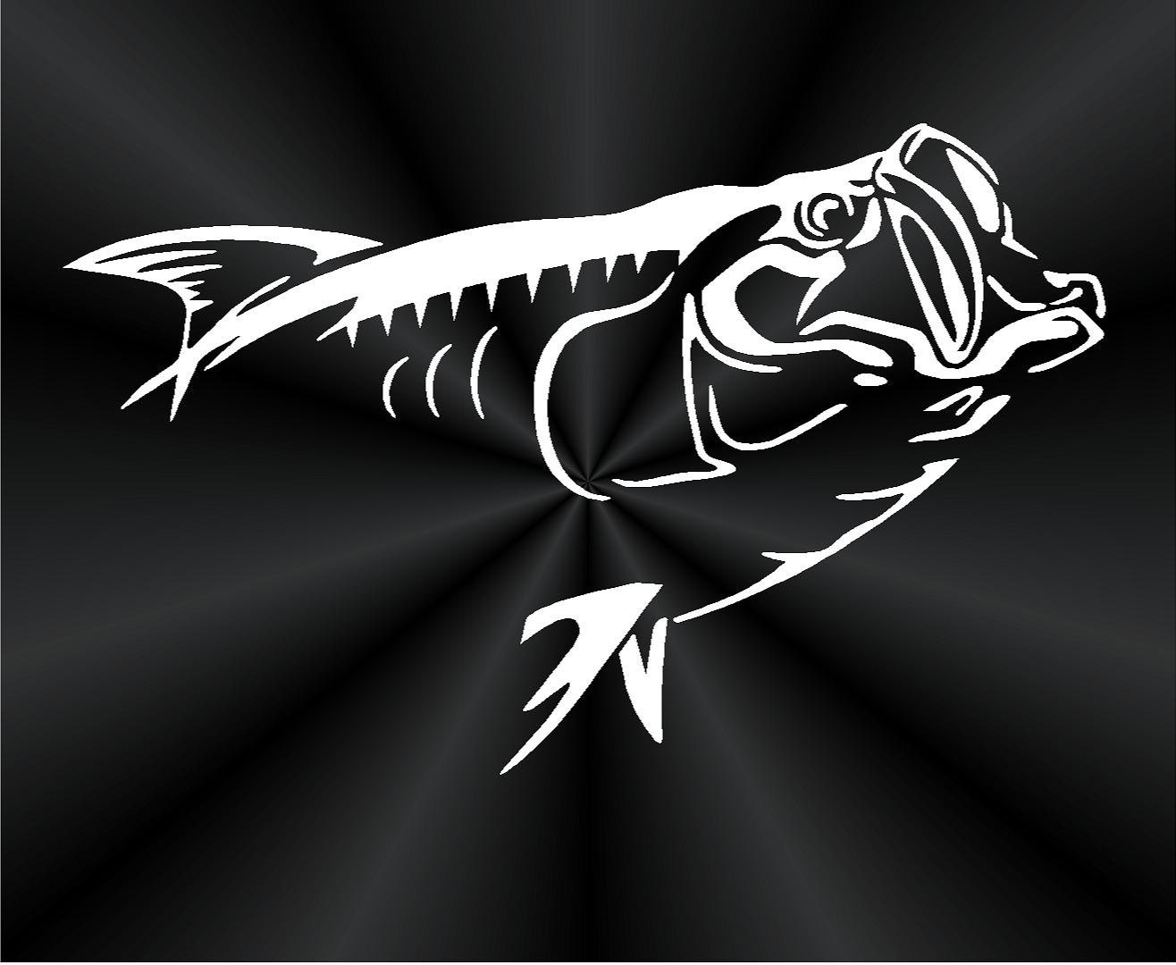 Saltwater fishing decals images for Fishing boat decals