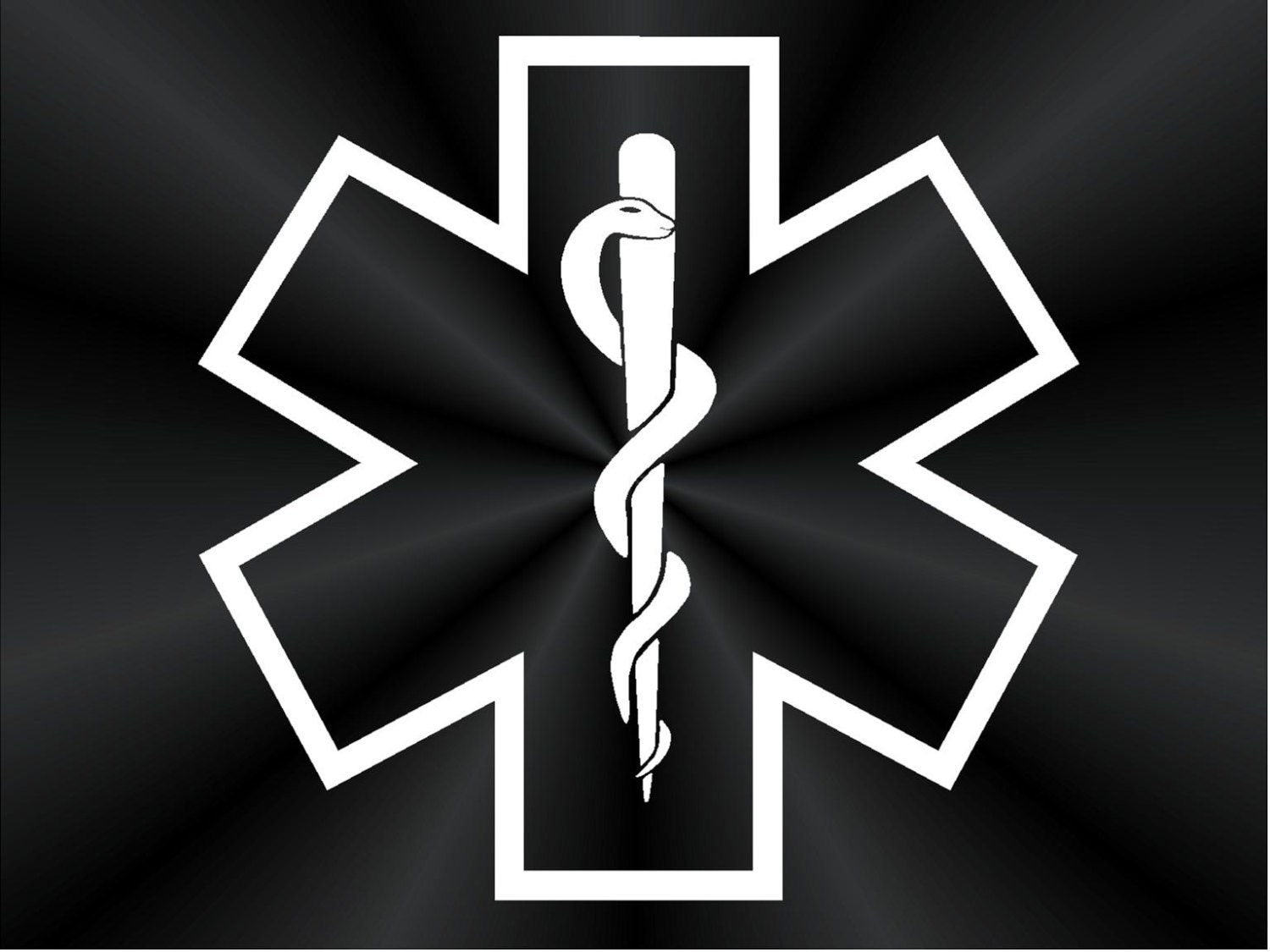 Star Of Life Decals Ems Decals Emt Tablet Laptop Wall