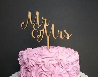 Mr & Mrs Wedding Cake Topper, Mr and Mrs Cake Topper, Wedding Cake Topper, Cake Topper Wedding, Mr and Mrs Wedding Cake Topper, Mr and Mrs