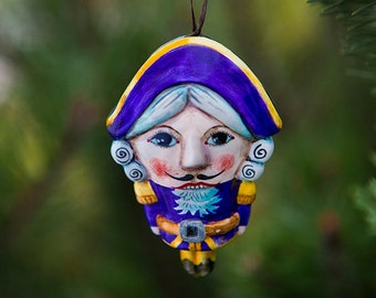 "сhristmas decorations, ""nutcracker"" by Elena Balaksheva by Dollena"