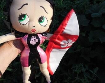 Surfin Betty Boop