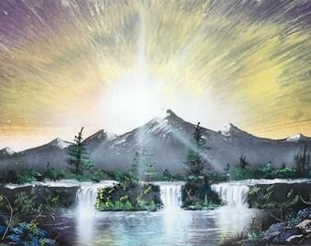 Spray Paint Art 2014-003