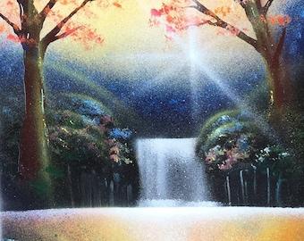 Spray Paint Art 2014-019