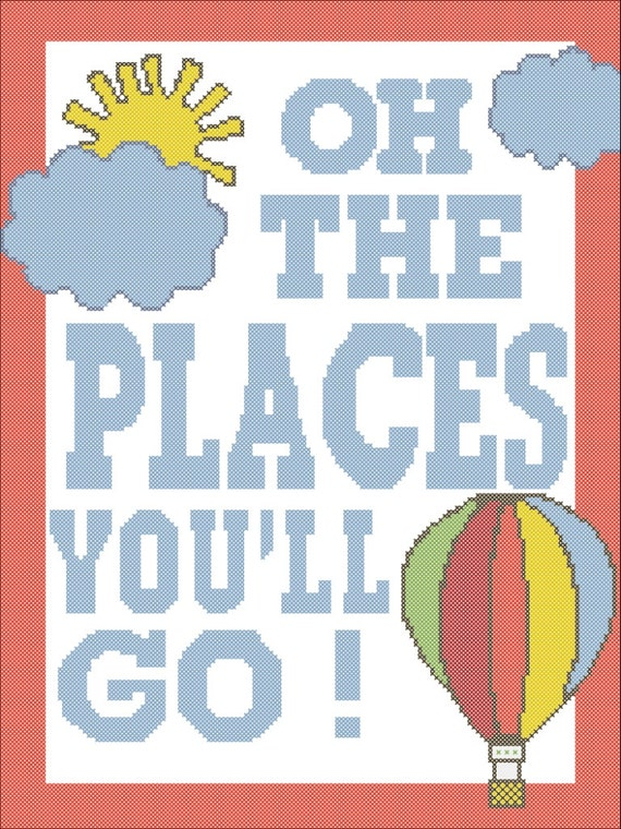 oh the places you ll go pdf download