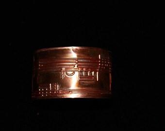 Music Cuff Bracelet