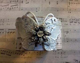 Butterfly Song Cuff Bracelet