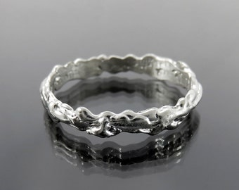 14k white gold wedding ring his and hers wedding bands his and hers rings - Wedding Rings His And Hers