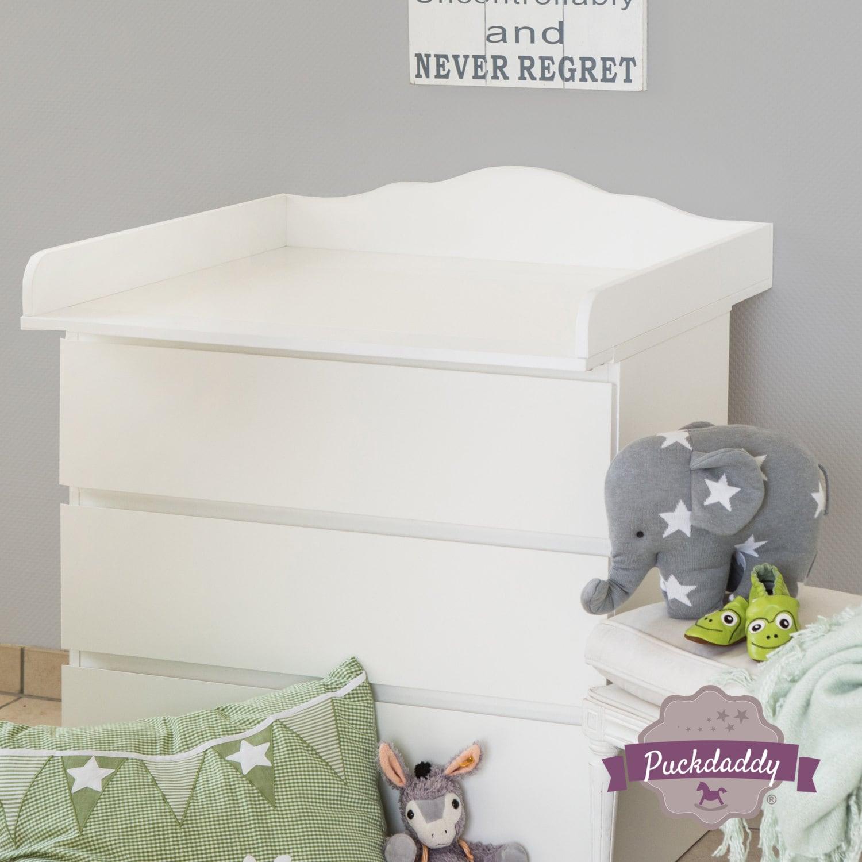 cloud 4 changing table top changer for ikea malm dresser. Black Bedroom Furniture Sets. Home Design Ideas