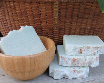 Sea Salt Ocean Breeze Soap-Natural Soap, Spa Bar, Sea Salt Soap, Cold Process Soap, Sea Salt Bar,Artisan Soap,New Hampshire Soap,Bobbi Brown
