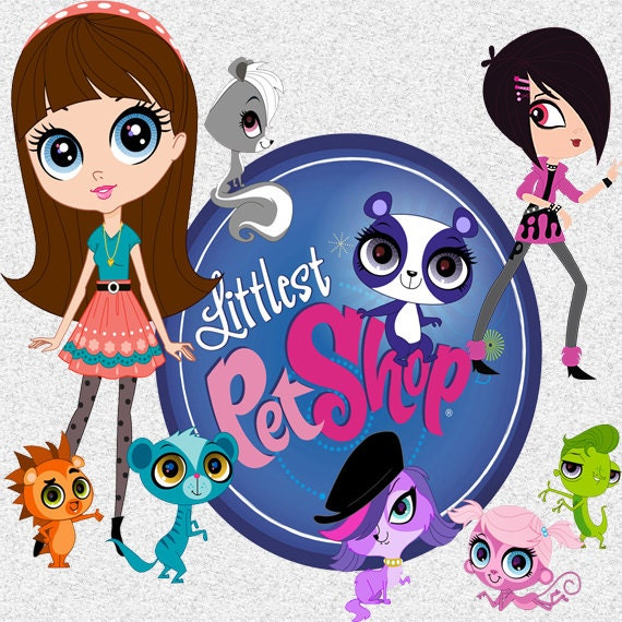 free littlest pet shop clipart - photo #9