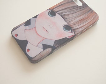Strawberry Things iPhone5/5S/SE case