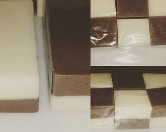 French Vanilla Cappuccino Sugar Soap Scrubs 5 oz.