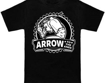 Arrow To The Knee - Skyrim (Free Shipping)