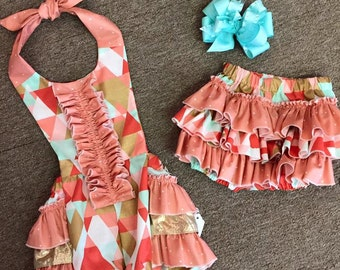 Smash Cake Outfit