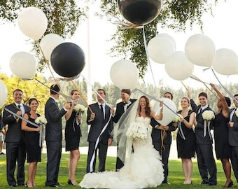 "36"" giant balloons big round balloons super large round photo prop birthday big wedding balloons riesenballon"