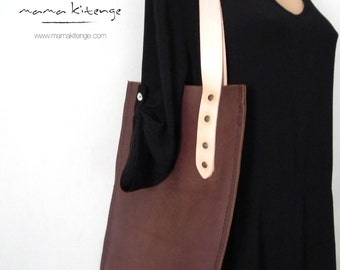 TOTE bag with lining