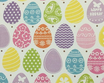 Easter Egg Cupcake Wrappers