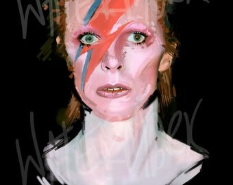 David Bowie poster!