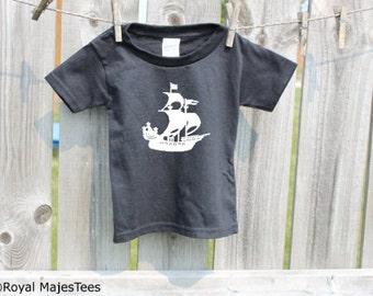 Pirate Ship Shirt, Pirate Birthday Party