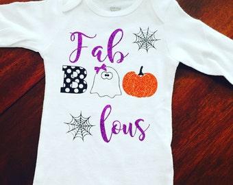 Halloween baby. Halloween. Baby girl. Fabboolous. Boo baby. First Halloween. Halloween baby girl.