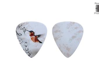 Hummingbird Guitar Pick (10pcs)