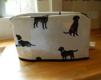 Oilcloth Toaster Cover