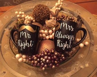 Mrs Always Right Etsy