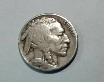 1925 Buffalo Nickel