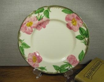Franciscan Desert Rose Salad Plate - 1940's