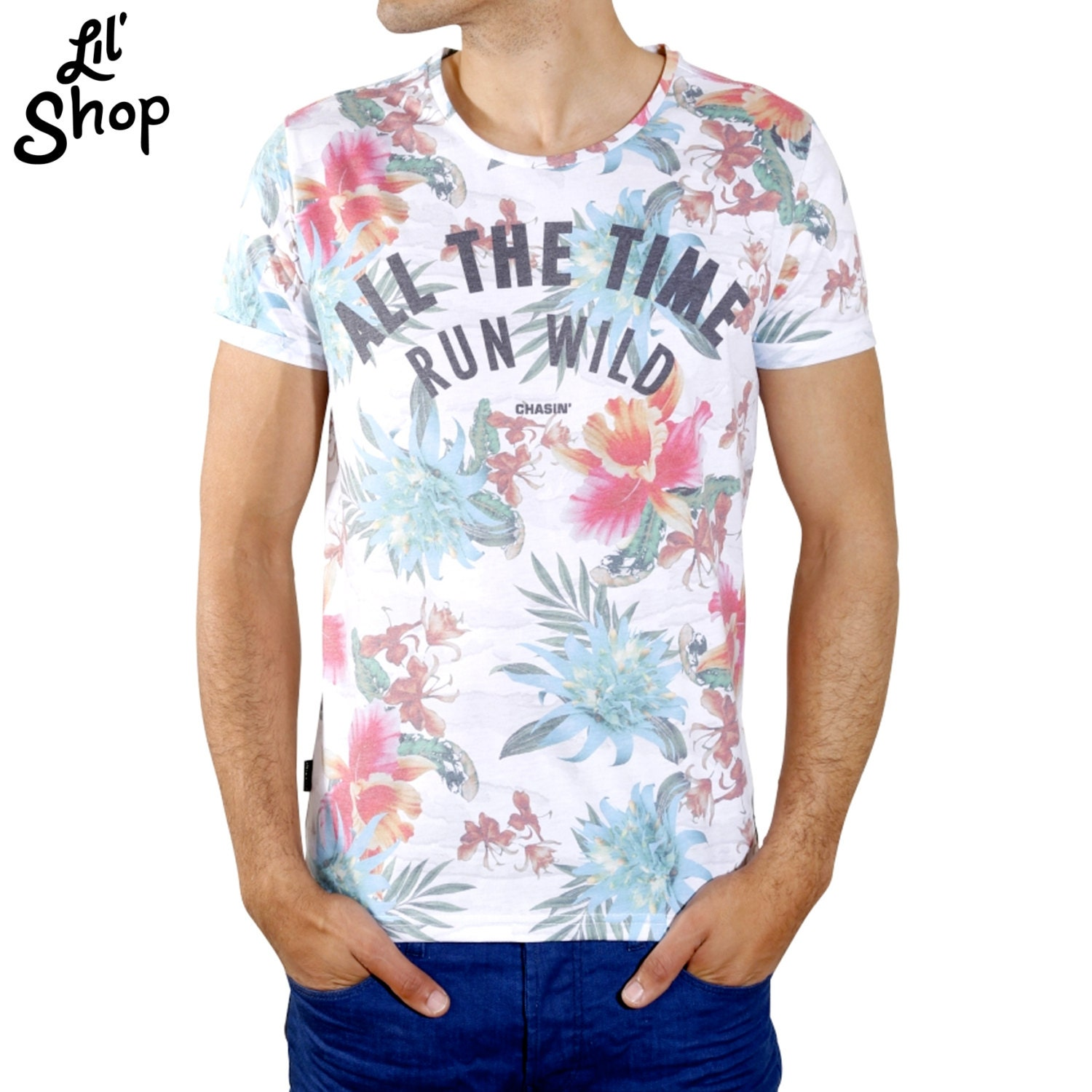 Custom All Over Print T Shirt Dye Sublimation Sublimated