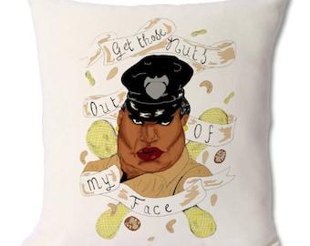 Latrice Royale /Ru Pauls Drag Race inspired Cushion/ Decorative throw pillow