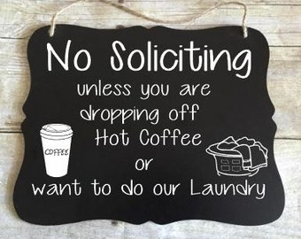 No Soliciting Sign, No Solicitation Sign, No Solicitors Sign, Go Away Sign, No Soliciting Yard Sign, No Soliciting Funny, No Soliciting Door