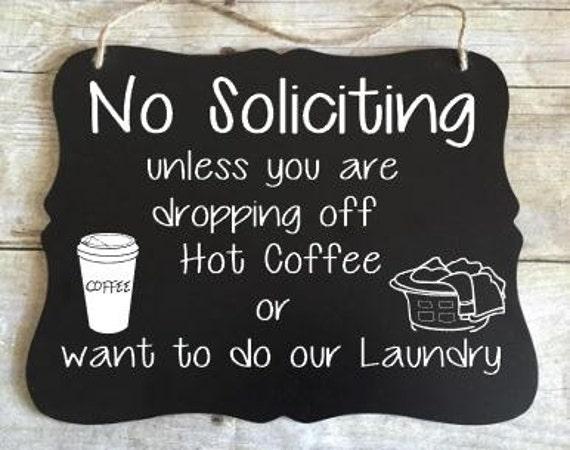 No Soliciting Sign, No Solicitation Sign, No Solicitors Sign, Go Away Sign, No Soliciting Yard Sign, No Soliciting Funny, No Soliciting Door