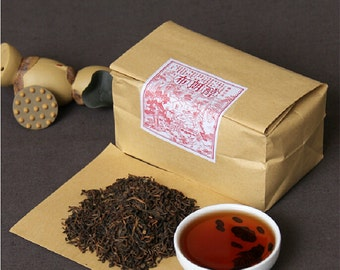 2006 Chinese Ripe Pu Erh Tea Loose Leaf, Yunnan Shu Puer Tea For Fat Burning, Menghai Puerh Tea To Warm Stomach Free Shipping