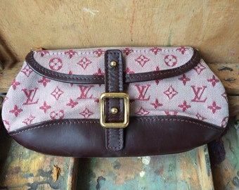Louis Vuitton Monogram pouch - pink