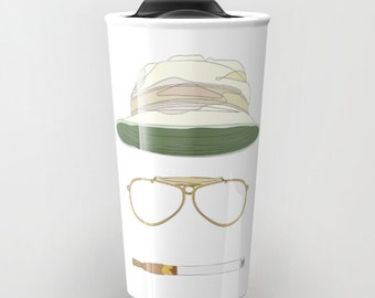 Travel Mug / 12 oz  Movie Icons: Fear and Loathing in Las Vegas