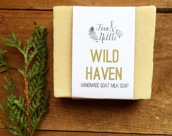 Wild Haven Handmade Goat Milk Soap
