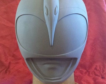 Mighty Morphin Pink Power Ranger Helmet Cosplay cast kit *made from stunt helmet from TV show*