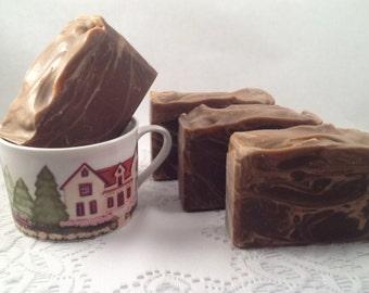 Coffee n Cream Cold Process Soap