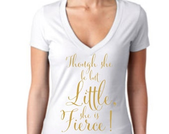 Women's Harper our Hero Collection V neck