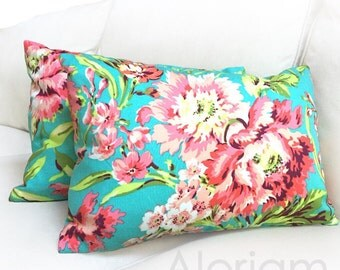 Amy Butler Pillow Etsy