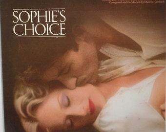 Sophie's Choice - Original Vinyl Soundtrack - NM - Marvin Hamlisch